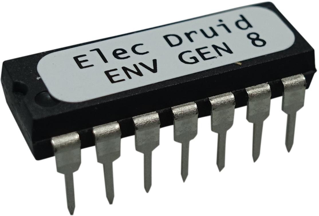 Electric Druid EnvGen 8