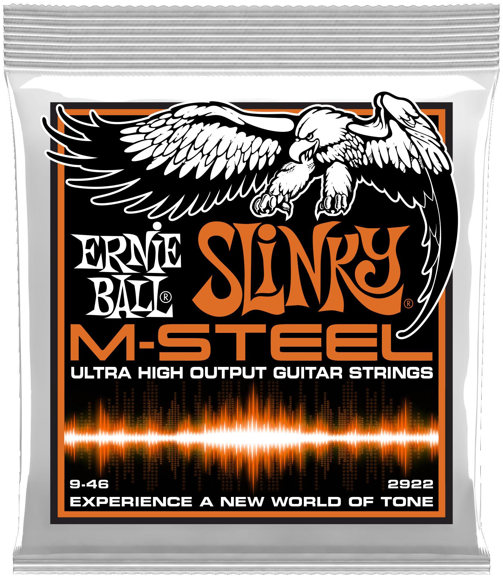 Ernie Ball M-Steel 9-46