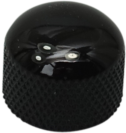 Mini Dome Knob PUP-Black