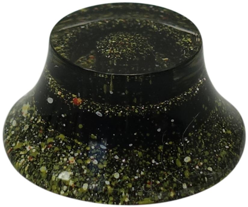 Hat knob Hatty-Speckled