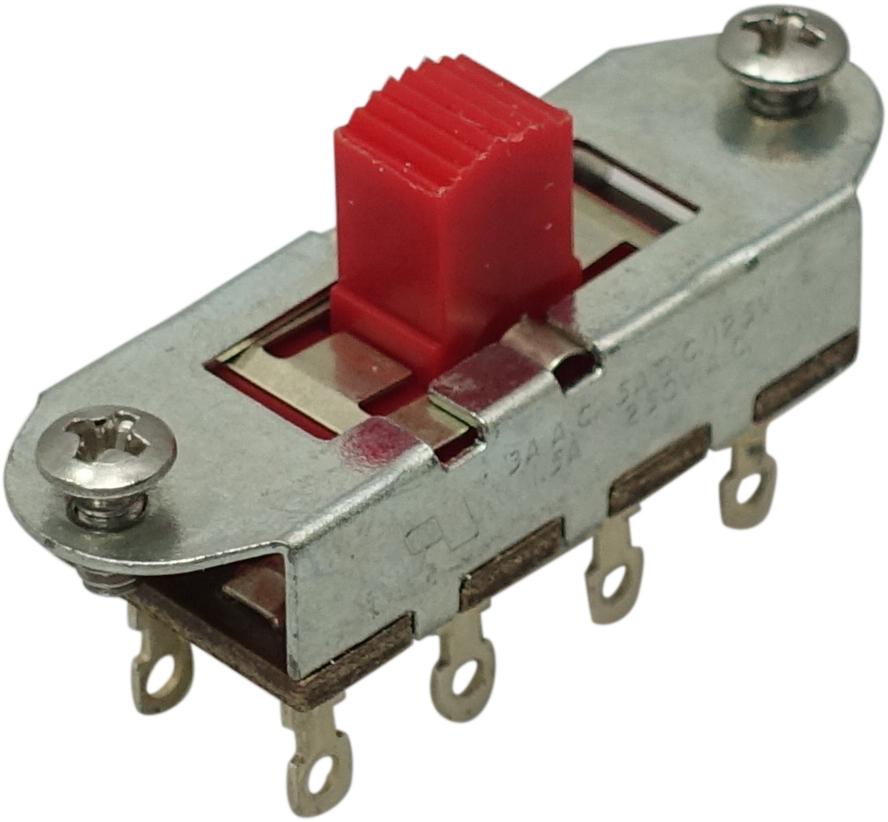 Switchcraft Slider MUS-Red