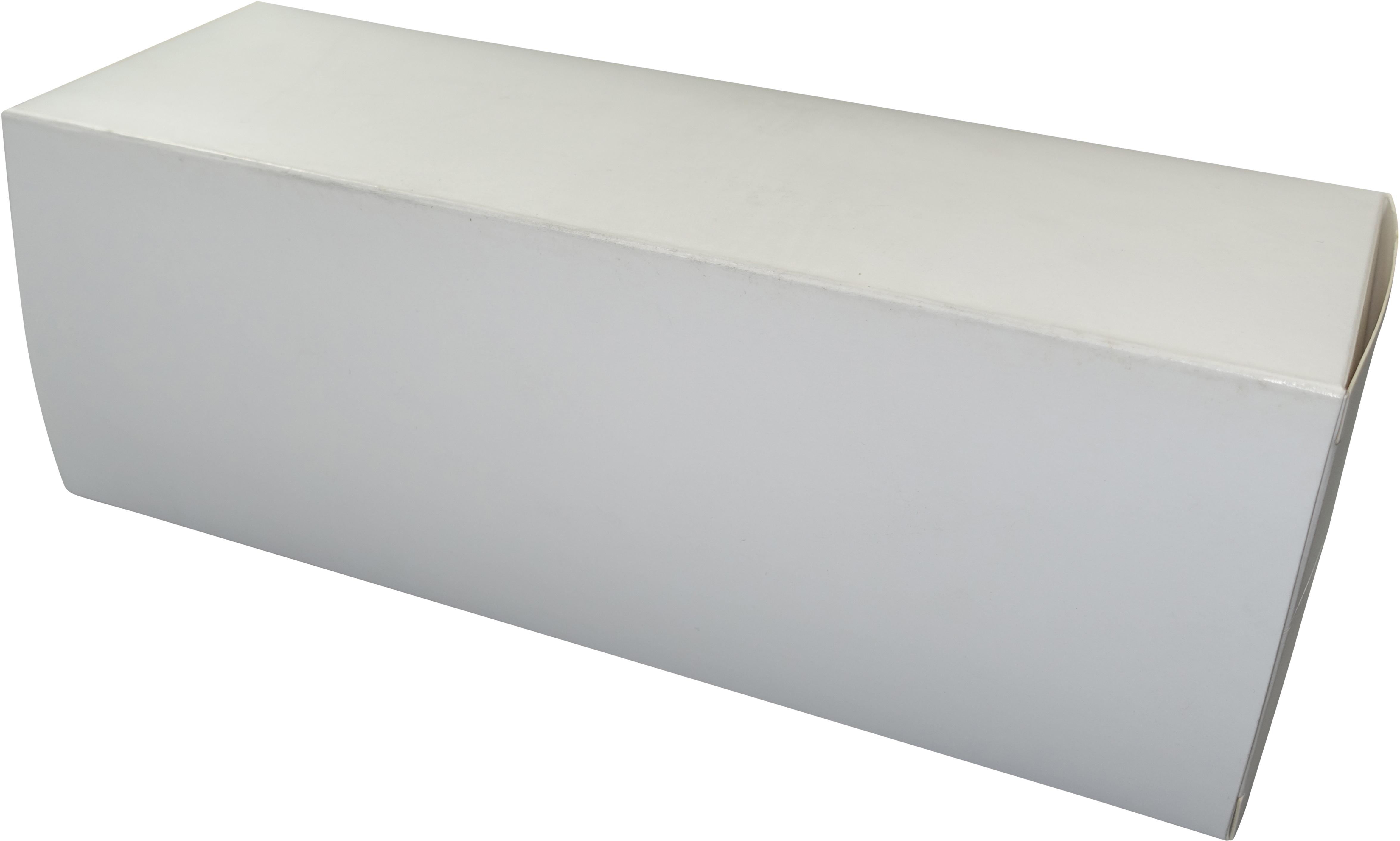 White Tube Box 3XL