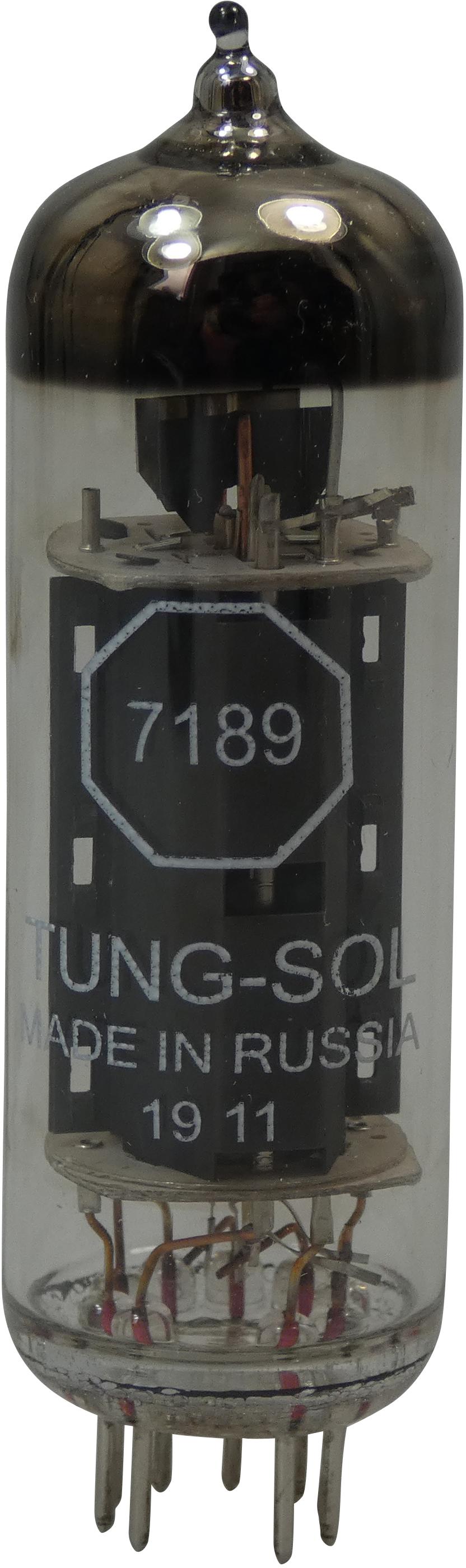 7189 TungSol Matched & Balanced