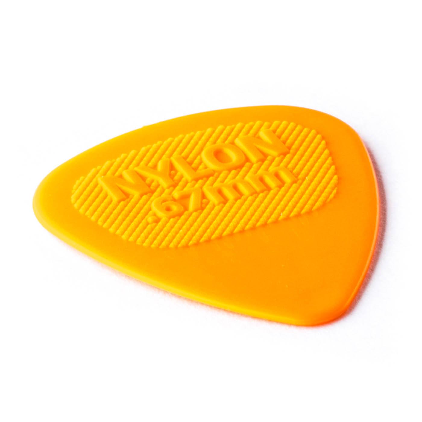 Dunlop - Nylon Midi 0,67 orange