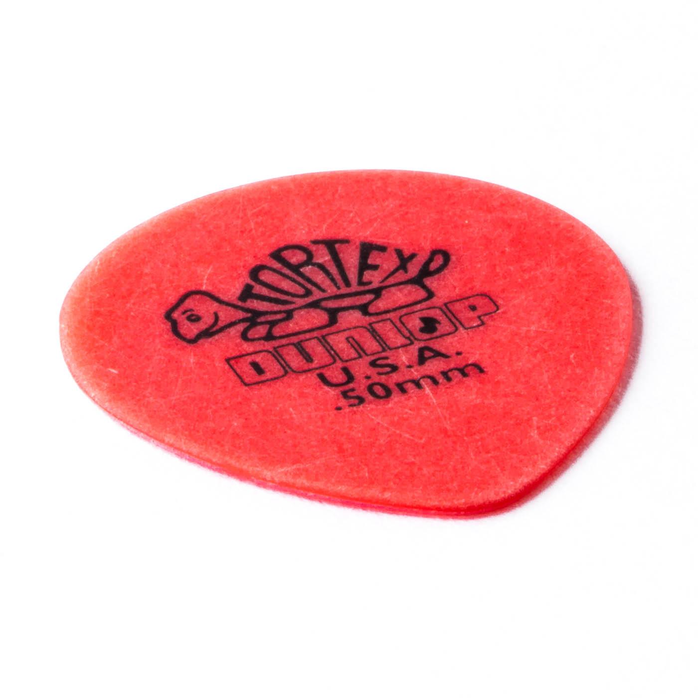 Dunlop Tortex Tear Drop 0,50 red
