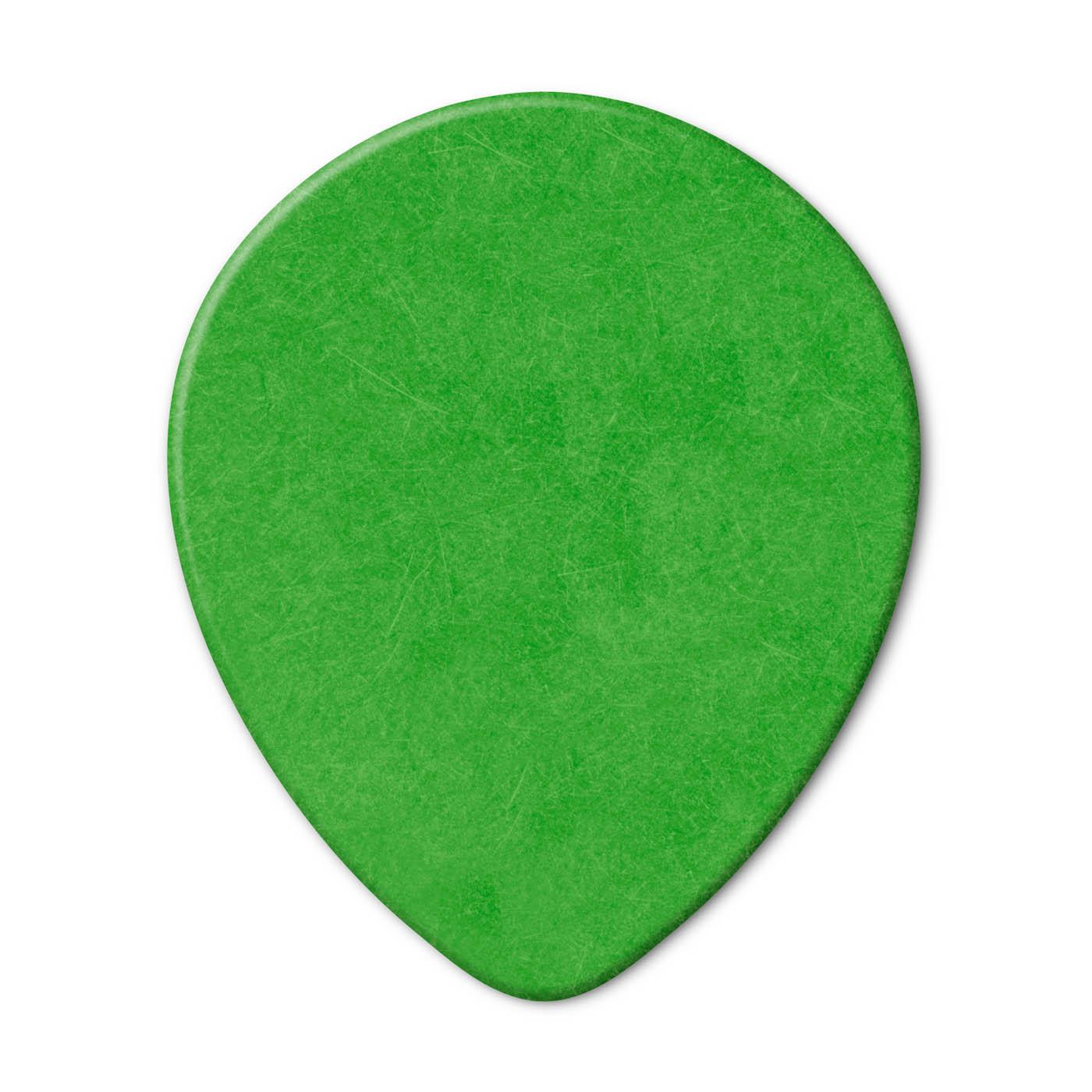 Dunlop Tortex Tear Drop 0,88 green