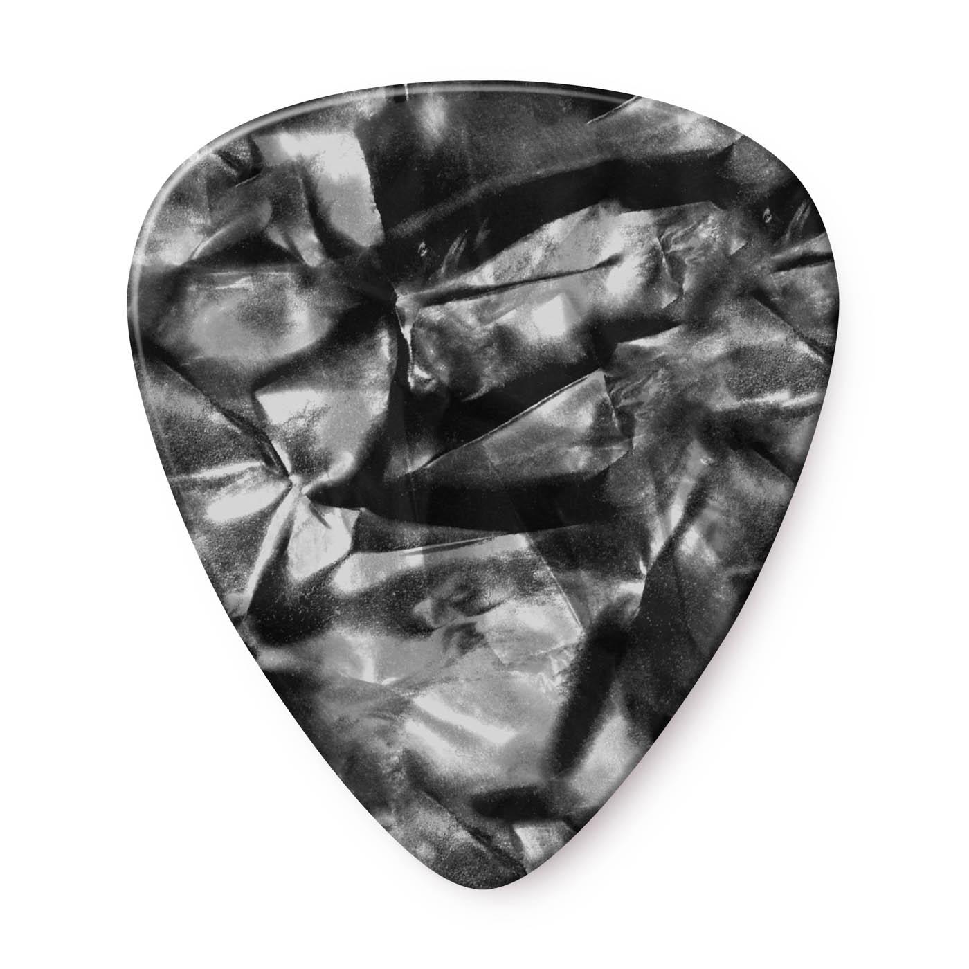 Dunlop - Black Perloid heavy
