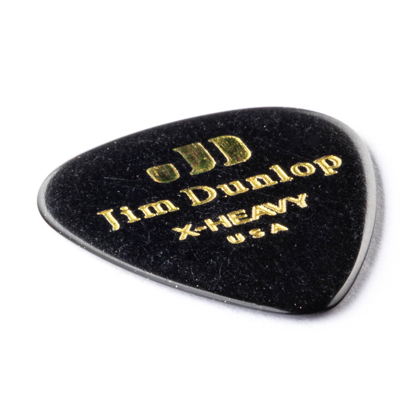 Dunlop - Black Classic extra heavy