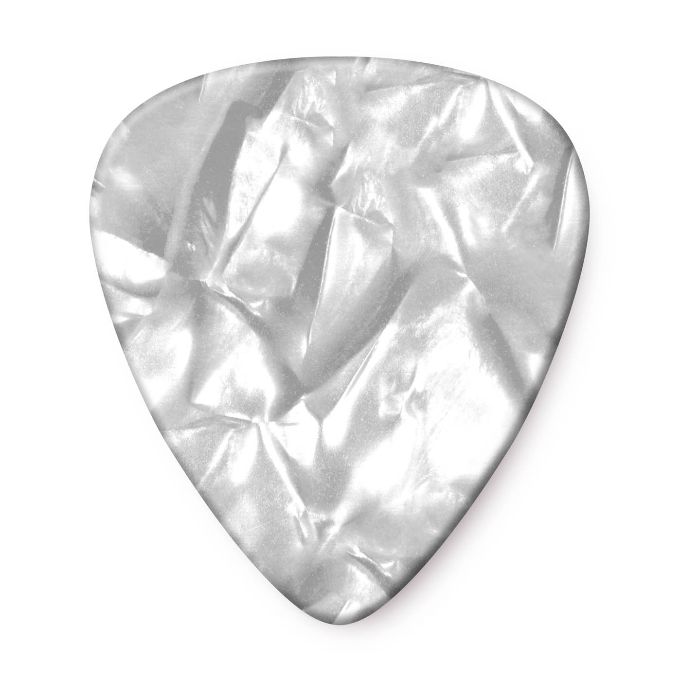 Dunlop - White Perloid extra heavy