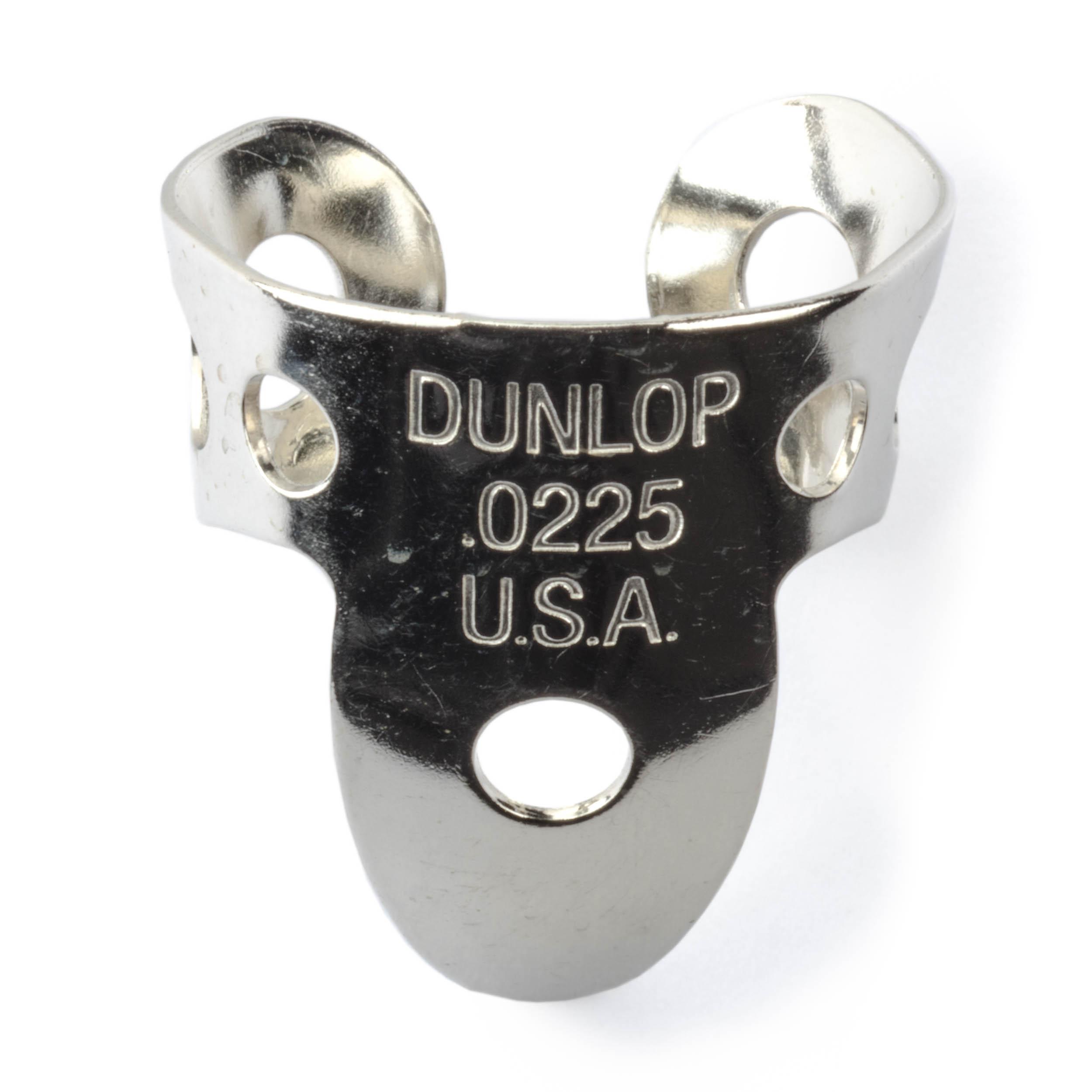 Silver 0,0225 inch Fingerpick