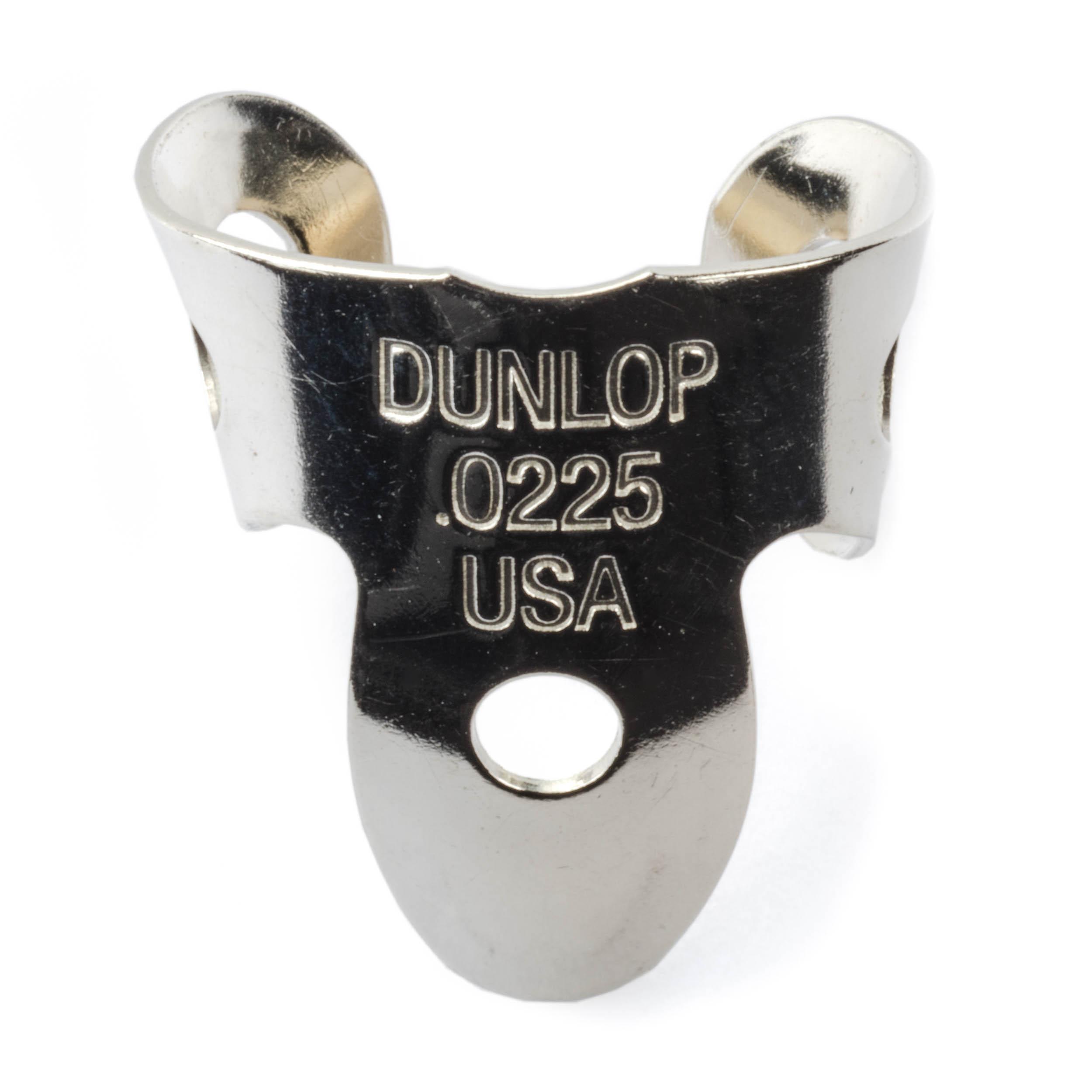 Silver 0,0225 inch Mini Fingerpick