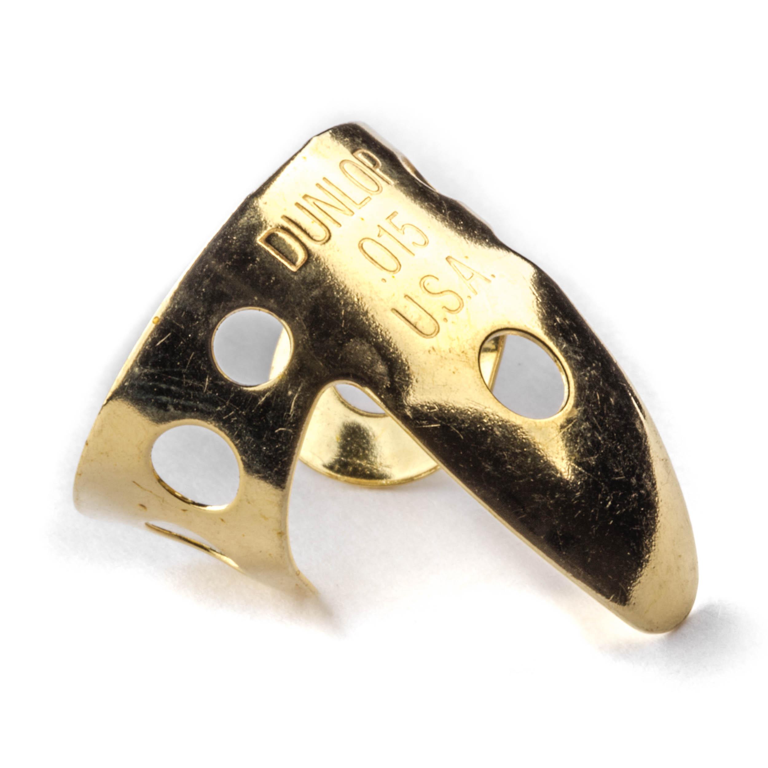 Brass 0,015 inch Fingerpick