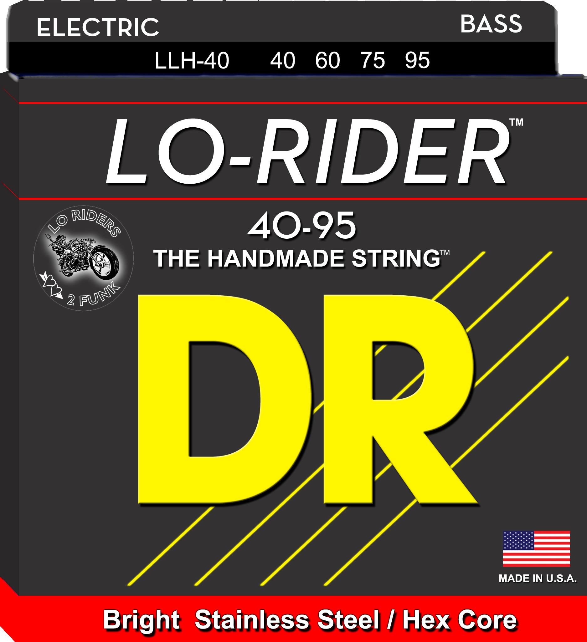 DR Low Riders LLH-40