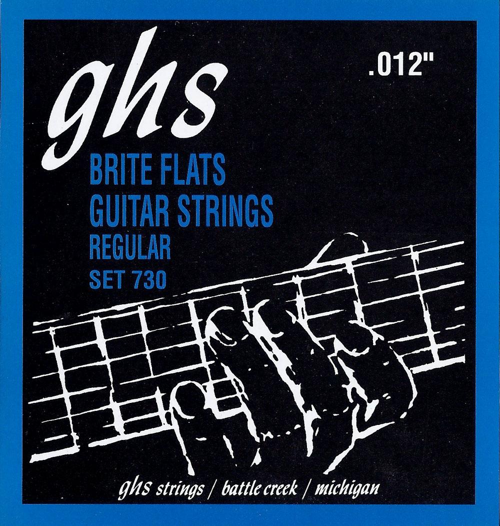 GHS Brite Flats 730