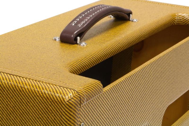 TWEED BANDMASTER CAB 3x10