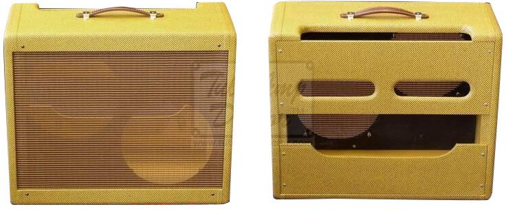 TWEED SUPER AMP CAB 2x10