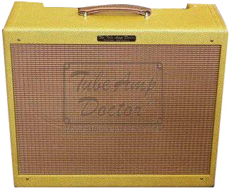 TWEED TWIN (LOW POWER) CAB 2x12