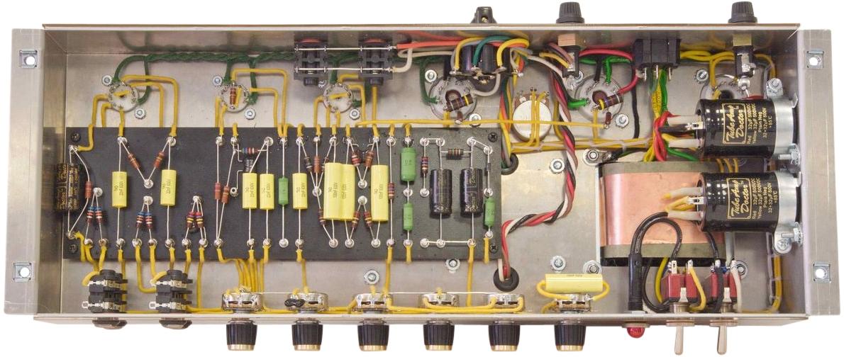 TAD PLEXI JTM45 KIT-NC