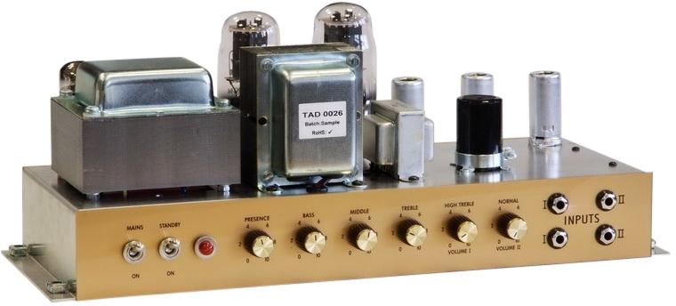 TAD PLEXI JTM45 KIT-CAB-SPK2x12