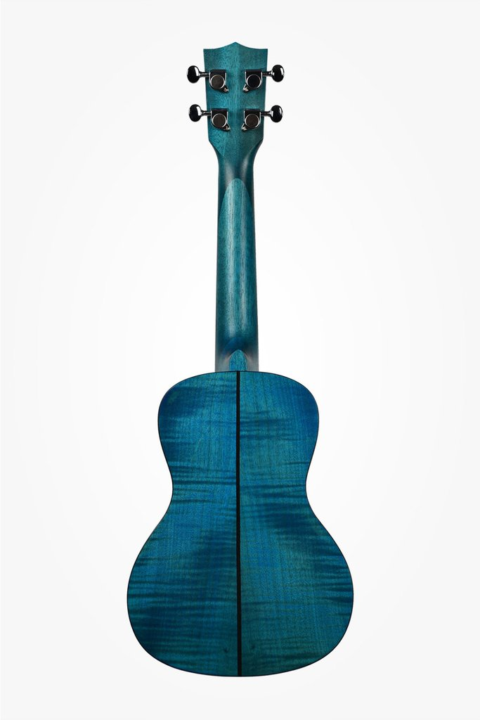Kala Exotix Mahogany Concert Ukulele Blue