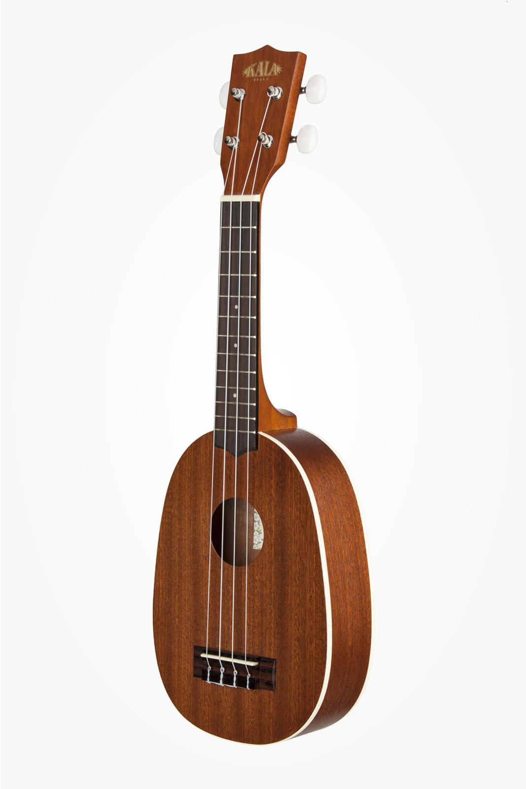 Kala Mahogany Ply Soprano Pineapple Ukulele