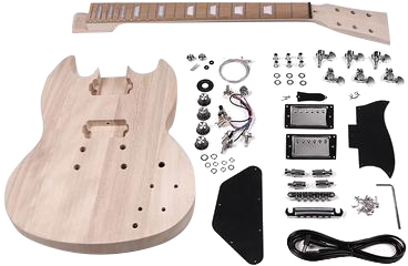 Toronzo Guitar Kit SG
