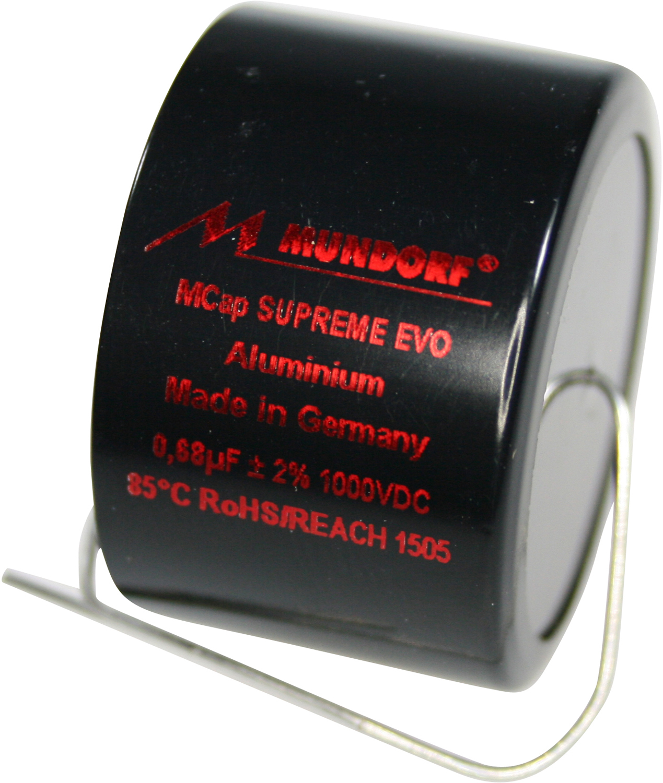 Mundorf Supreme EVO Aluminum