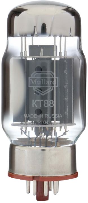 KT88 Mullard Platinum Matched
