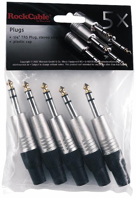 Plug 6,35-RCL-10003-P