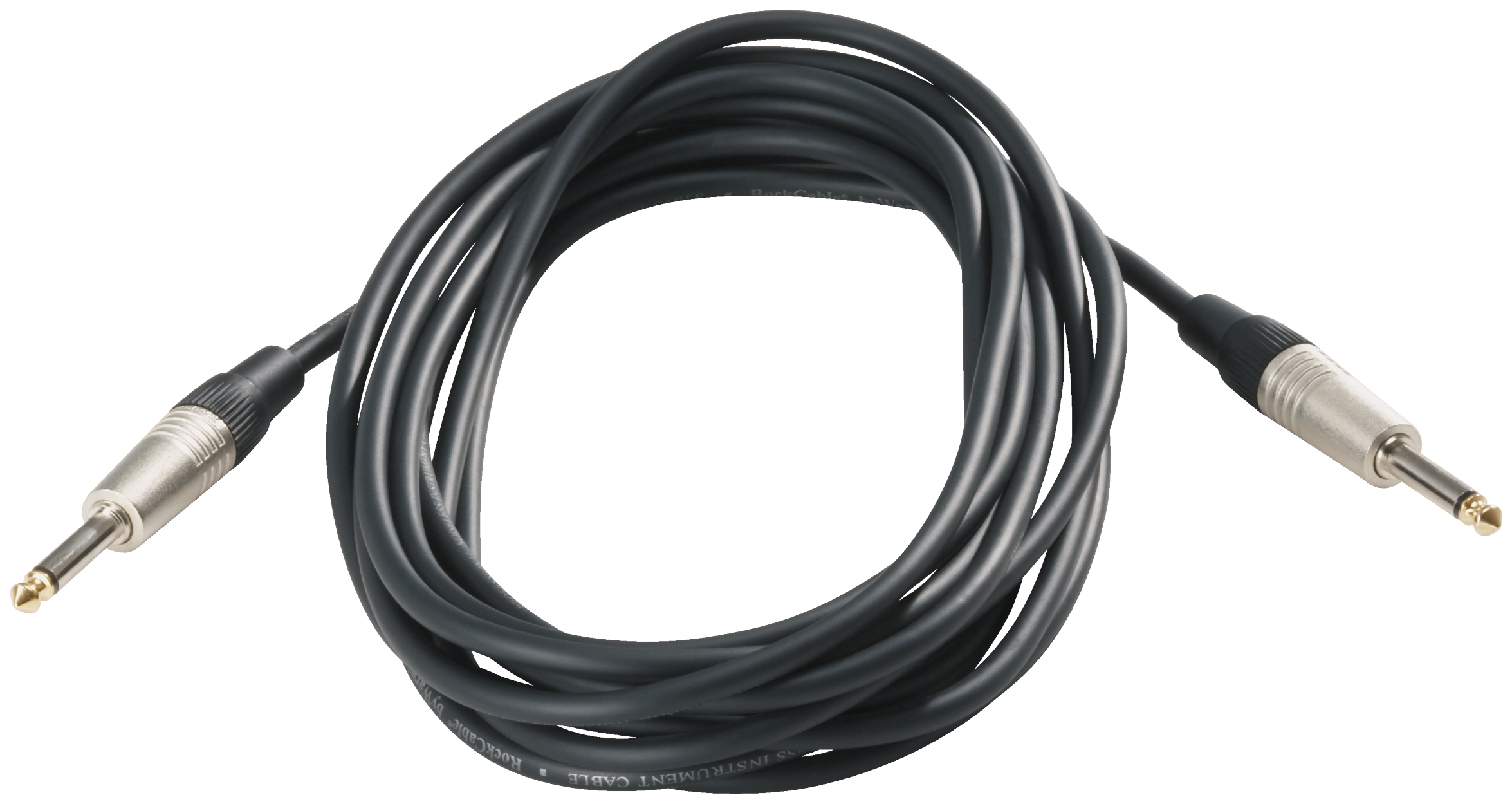 RockCable, Instrument, 6m, straight