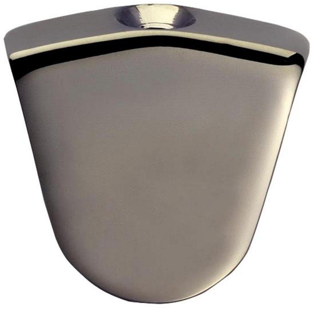 Schaller Machine Head button 11. Ruthenium