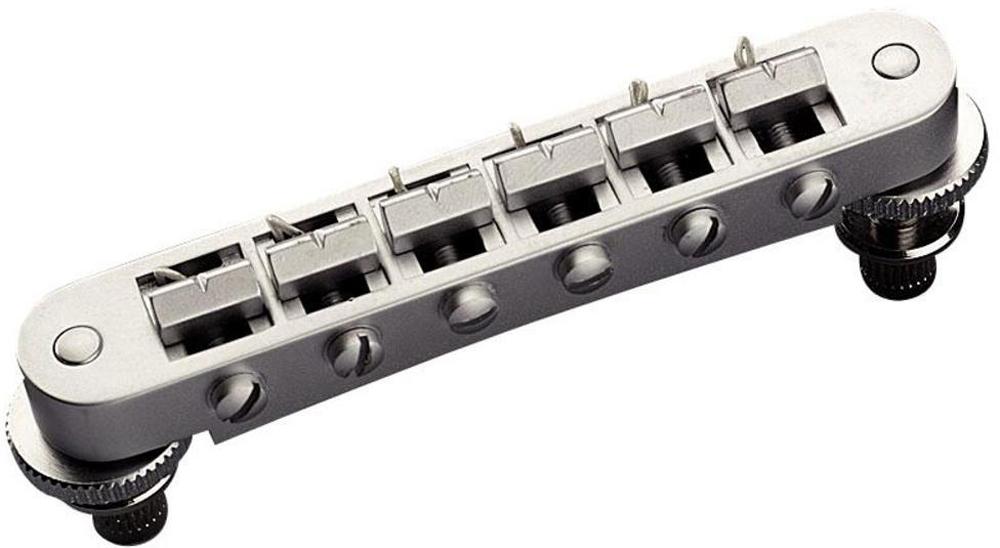 Schaller E-Guitar bridge GTM Piezo Satin Pearl