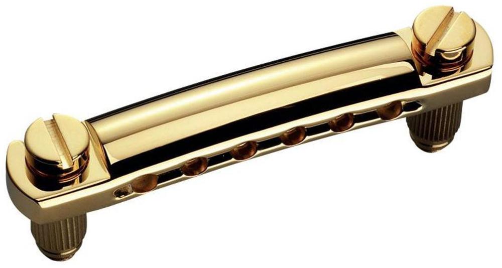 Schaller Stop tail piece SH Gold