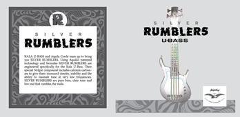 Aquila UBass 4 Strings