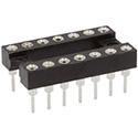 14-pin precision socket