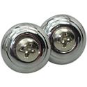 Toronzo Strap Button TZ-15-Chrome