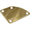 Toronzo Neck Plate Contoured Gold