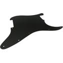 Toronzo Pickguard ST-NH-1PLY-Black Satin
