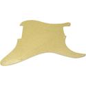 Toronzo Pickguard ST-NH-2PLY-Sparkle Gold