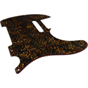 Toronzo Pickguard TE-2PLY-Tiger Brown