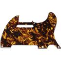 Toronzo Pickguard TE-3PLY-Marble Yellow
