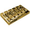 Goeldo 4D 5-string  Bass Bridge Gold