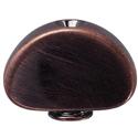 Schaller Machine Head button 13. Vintage Copper