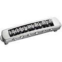 Schaller E-Guitar bridge STM Satin Chrome