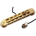 Schaller Guitar bridge GTM Piezo Gold