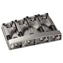 Schaller Bass bridge 3D-4 4-string. Satin Pearl