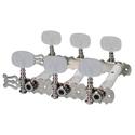 Toronzo Machine heads CL-NL-PDXL-Nickel