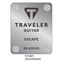 Traveler Guitar ESC Original Escape