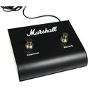 Marshall Footswitch box, two button