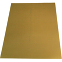 Adhesive Decal Gold